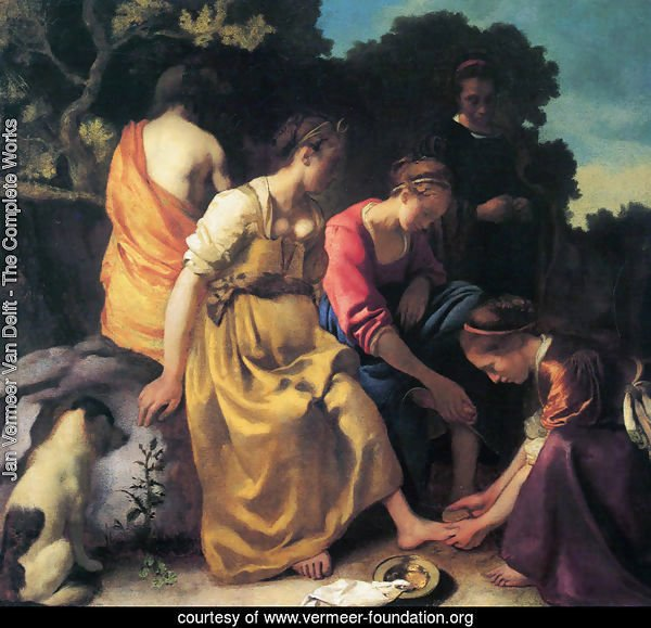 Diana and her Companions 1655-56
