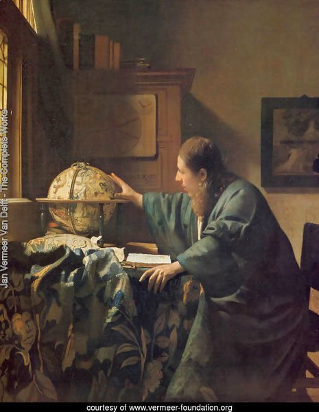 The Astronomer c. 1668